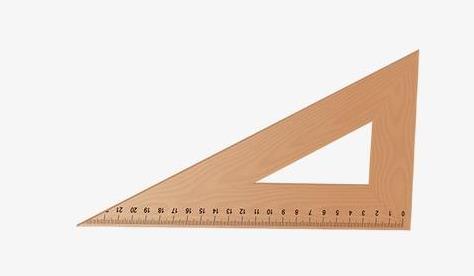 假如身边没有尺子,如何测量长度?用在线尺子